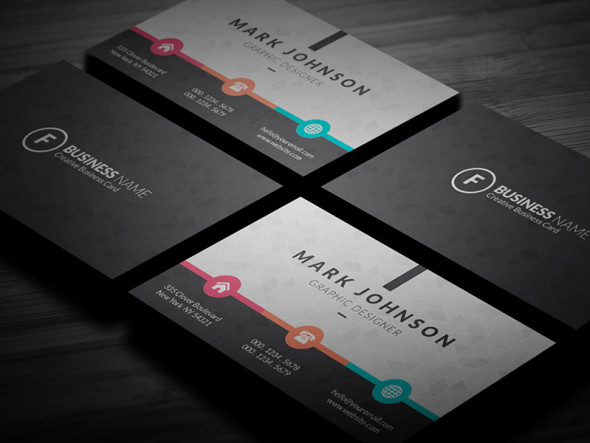 Colorful-Metro-Style-Business-Card-Template
